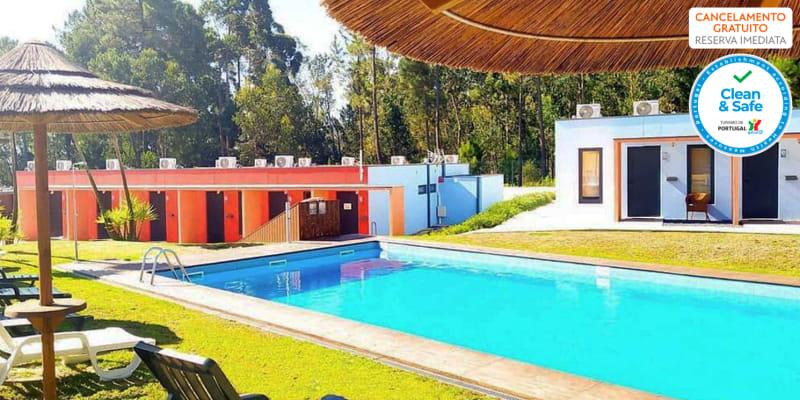 Mobility Friends Hostel - Barcelos | Estadia Rural em Bungalow