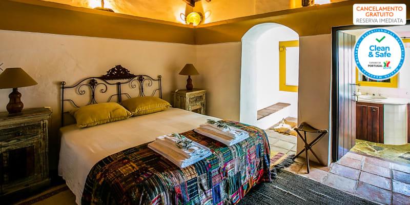 Monte do Ramalho - Portalegre | Estadia Romântica com Opção de Jantar
