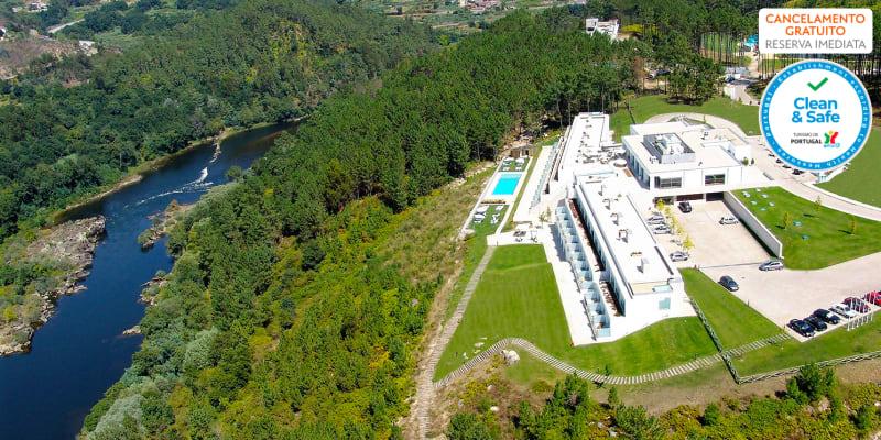 Monte Prado Hotel & Spa 4* - Gerês   Estadia & Spa com Opção Tudo Incluído, Meia-Pensão e Jantar