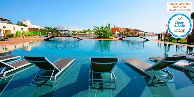Monte Santo Resort 5* - Lagoa | Férias em Família com Opção de Massagem & Spa