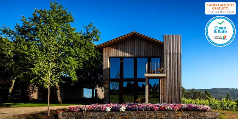Monverde Wine Experience Hotel 4*- Amarante   Estadia Vínica em Família