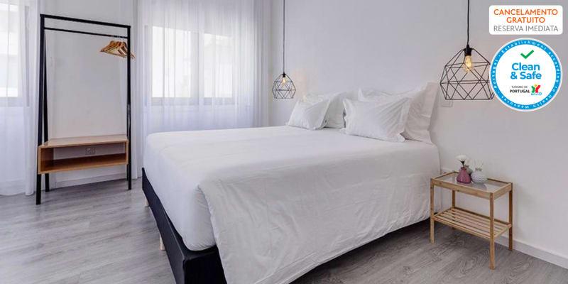 Ovar Charm Apartments - Ovar | Noites em Apartamento T2 para 4 Pessoas