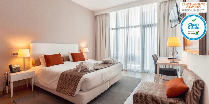 Programa de Verão: Férias com Circuito de Spa e Meia-Pensão no Hotel Parque Serra da Lousã 4*