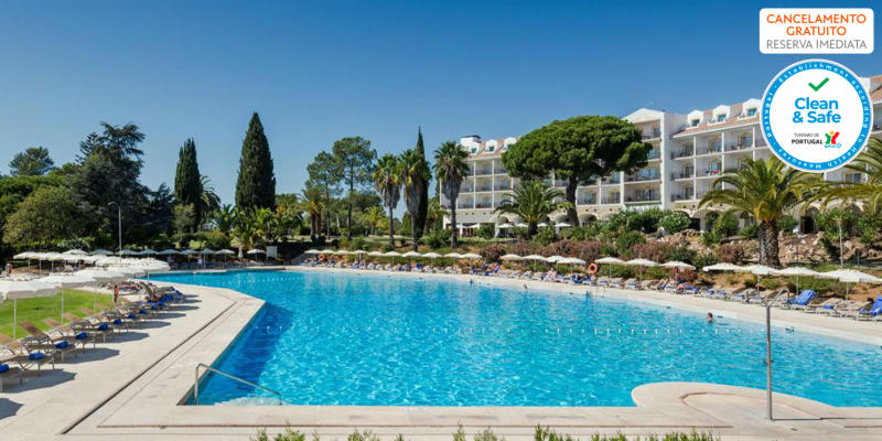 Penina Hotel & Golf Resort 5* - Portimão | Férias em Família Junto à Praia de Alvor c/ Opção Entradas Parques