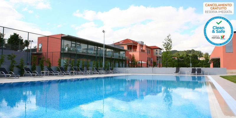 Quinta da Cruz Hotel & Spa 4* - Amarante | Estadia & Spa com Opção Jantar e Massagem