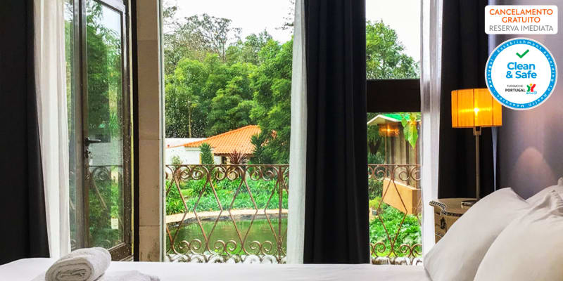 Quinta das Murtas - Sintra | Estadia em Apartamento para 4 Pessoas com Piscina Exterior