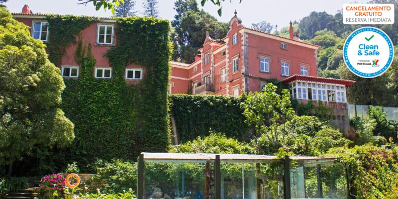 Quinta das Murtas - Sintra   Estadia na Serra de Sintra com Opção Pack Romântico