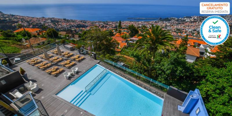 Quinta Mirabela 5* - Funchal | Estadia & Spa de Sonho com Opção Jantar