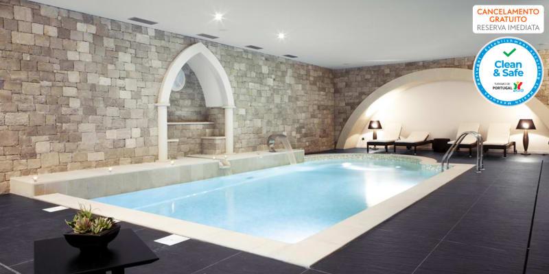 Real Abadia Congress & Spa Hotel 4* - Alcobaça | Estadia com Opção Massagem ou Jantar