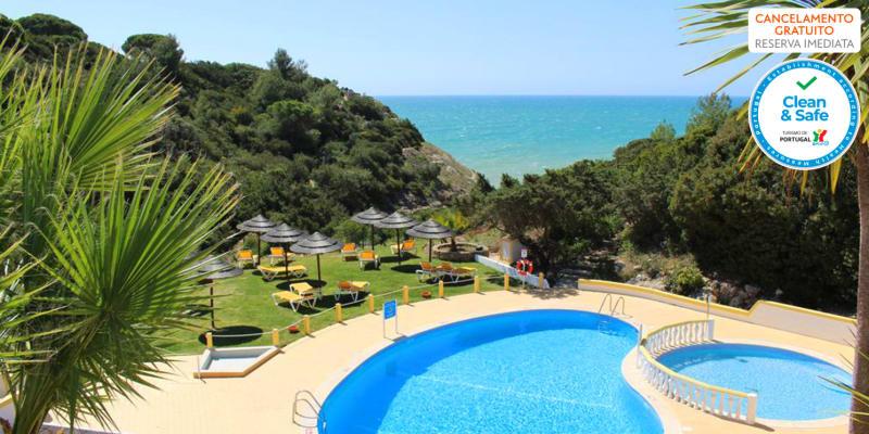 Rocha Brava Village Resort 4* - Praia do Carvoeiro | Estadia em Família & Opção Entradas Parques
