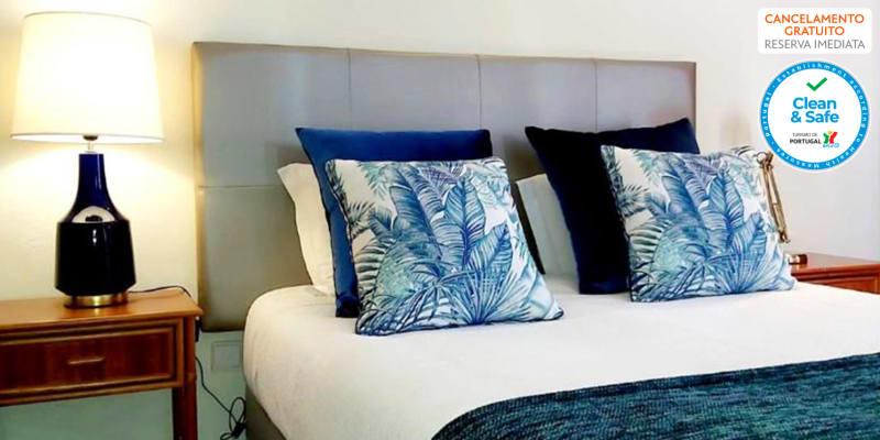 Programa de Verão: Férias a Dois com Meia-Pensão ou Tudo Incluído no The Blue Bamboo Hotel & SUP