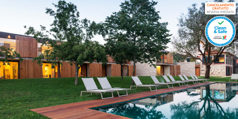 Torre de Gomariz Wine & Spa Hotel 5* - Braga | Estadia & Spa de Luxo