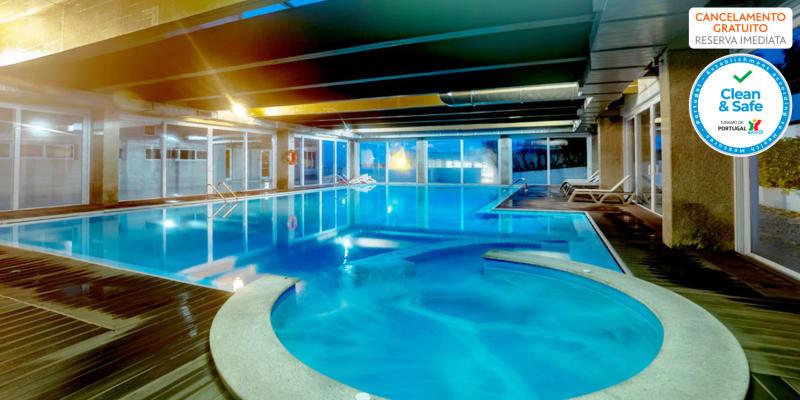 Tryp Covilhã Dona María Hotel 4* - Serra da Estrela | Estadia com Opção Meia-Pensão e Tratamento no Spa