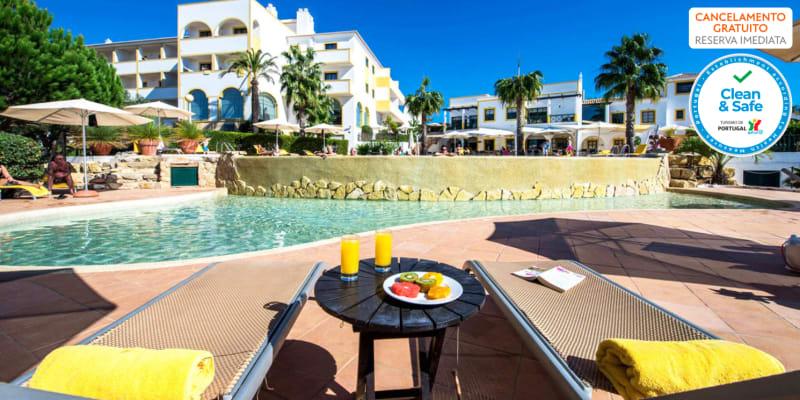 Vale dEl Rei Hotel & Villas 4* - Praia da Marinha | Escapadinha em Família no Algarve