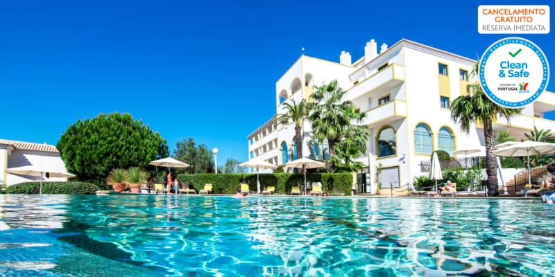 Vale dEl Rei Hotel & Villas 4* - Lagoa   Estadia a Dois no Algarve com Opção Meia-Pensão