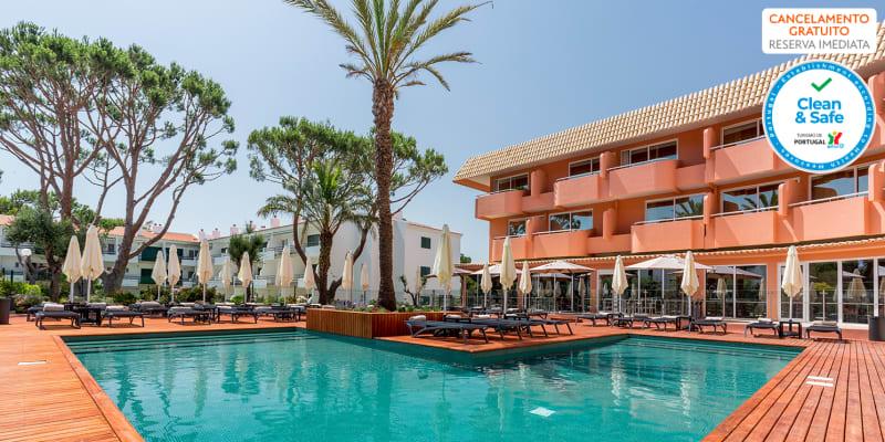 Programa de Verão: Férias em Família com Meia-Pensão e Acesso ao Spa no Vilamoura Garden Hotel 4*