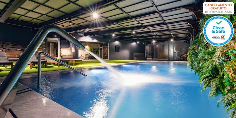 Well Hotel & Spa - Praia Porto Novo | Estadia Vista Mar & Circuito de Spa com Opção Massagem