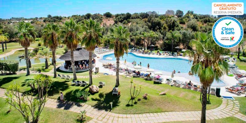 Yellow Alvor Garden 4* - Algarve   Estadia Em Família Com Tudo Incluído