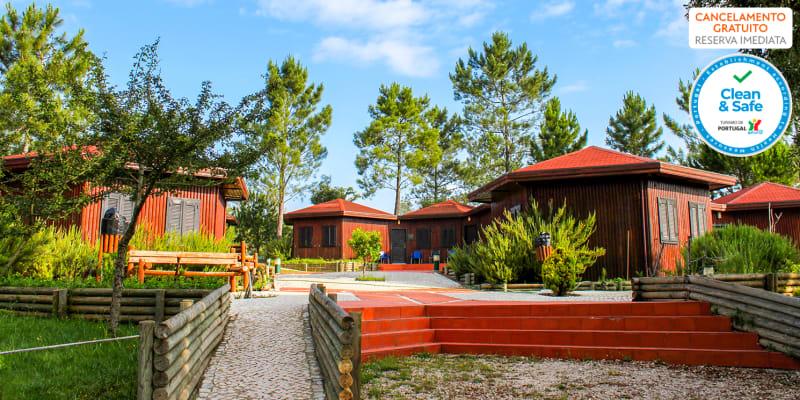 Parque Ambiental do Alambre - Arrábida | Estadia em Bungalow
