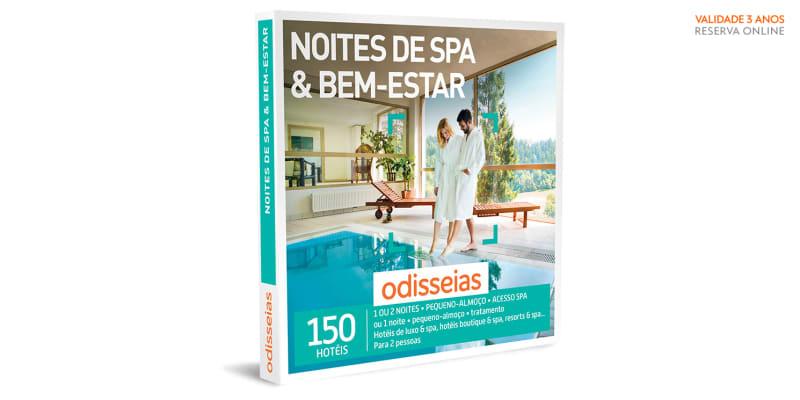 Noites de Spa & Bem-Estar | 150 Hotéis