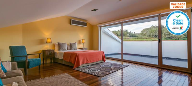 Casa de Campo Monte Abades - Gerês | 1 ou 2 Noites de Tranquilidade