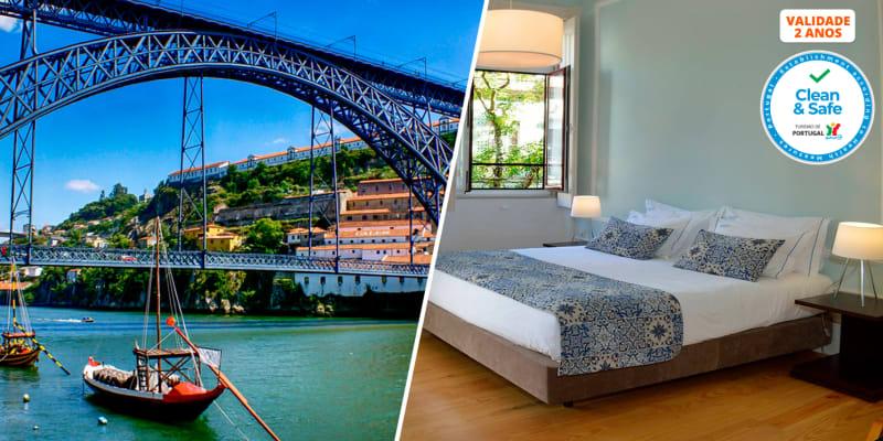 Dukes Corner Guest House - Porto | Estadia na Invicta com Opção Jantar ou Cruzeiro das 6 Pontes