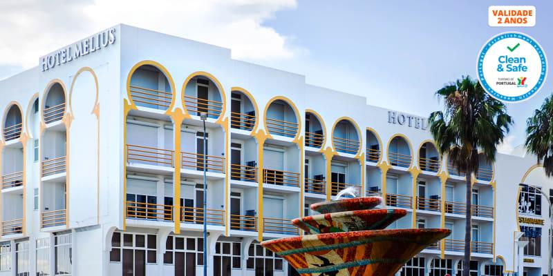 Hotel Melius - Beja | Estadia Romântica c/ Opção Petiscos e Visita à Herdade da Figueirinha