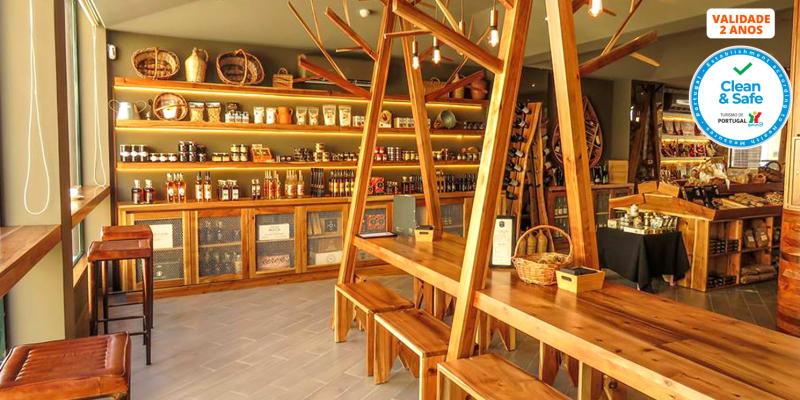 Marron Oficina da Castanha - Visita + Degustação com Opção Refeição   Bragança