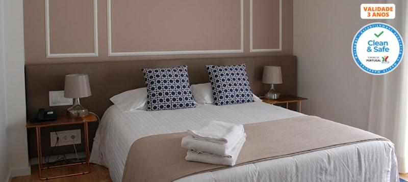 Hotel Farol - Aveiro   1 ou 2 Noites Junto à Praia da Barra!