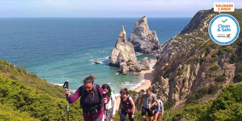 Hiking Tour | Arrábida ou Sintra | 1, 2 ou 4 Pessoas