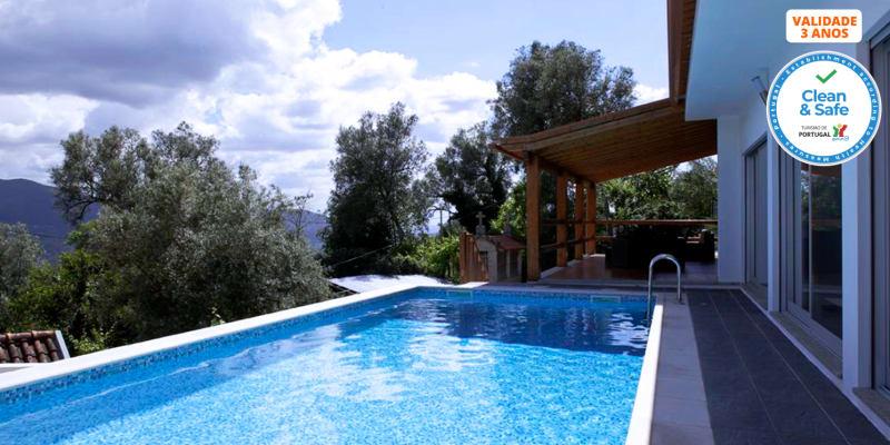 Gondoriz House - Gerês   Estadia com Vista Panorâmica para a Serra até 8 Pessoas