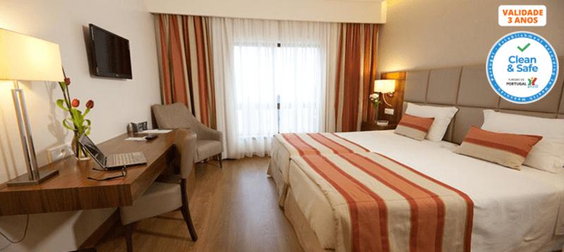 Hotel Cinquentenário - Fátima | 1 ou 2 Noites c/ Opção Jantar