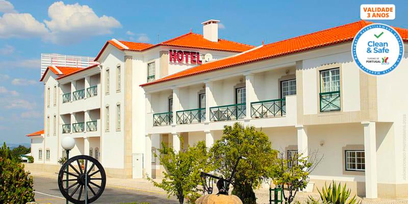 Hotel Estrela da Idanha - Idanha-a-Nova | 1 ou 2 Noites Românticas na Natureza