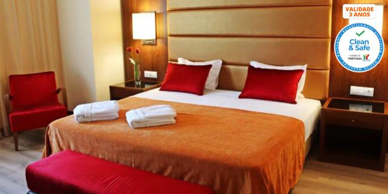 Palace Hotel Astúrias 4* - Castro Daire   Estadia Junto às Termas do Carvalhal
