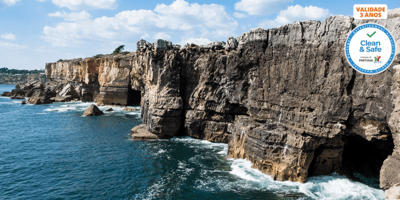 «De Cascais à Boca do Inferno» Caminhada a 2 com Degustação e Fotografias   3h