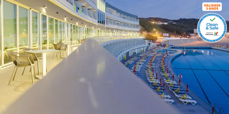 Gastronomia e Romance com Vista Oceano para Dois - Arribas Terrace | Sintra