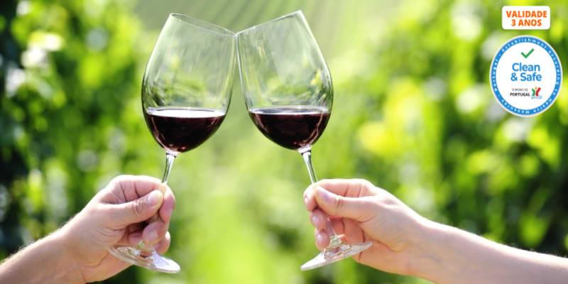 Prova de Vinhos, Queijos e Doces para Dois   Rota de Vinhos da Península de Setúbal