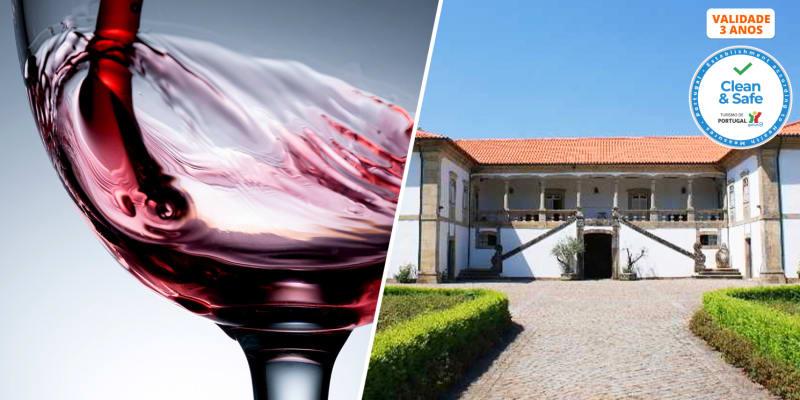 Casa da Tojeira - Cabeceiras de Basto   Estadia com Opção de Prova de Vinhos