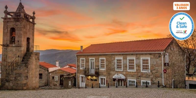 Casa do Castelo - Belmonte | 1 ou 2 Noites c/ Opção Jantar