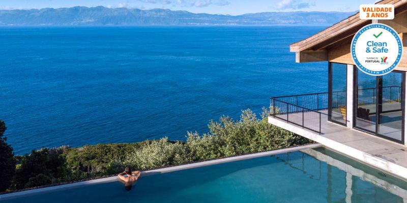 Lava Homes - Ilha do Pico | Férias nos Açores em Casa T1 com Vista Mar