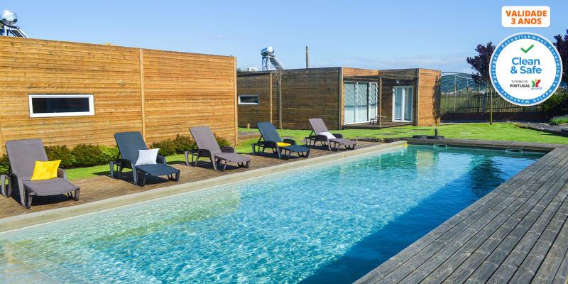 Óbidos Wood Villas | Estadia em Família em Casa de Férias com Piscina