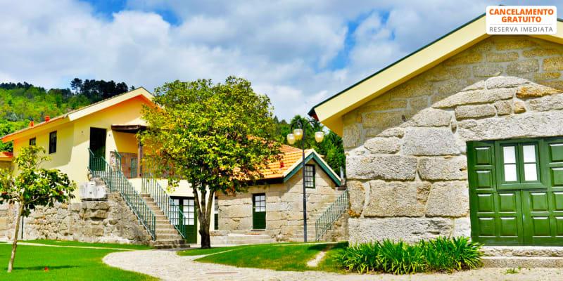 Aldeia do Tâmega - Amarante | Férias em Apartamento c/ Opção Entradas no Parque Aquático de Amarante