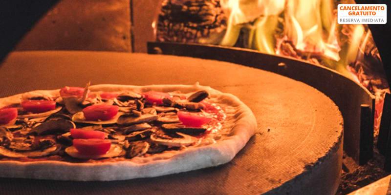 Pizzas Napolitanas em Forno a Lenha   Buonapizza - Saldanha