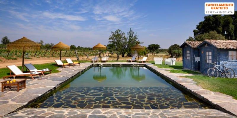 Casa do Governador - Évora | Estadia em Villa num Monte Alentejano para 4 Pessoas