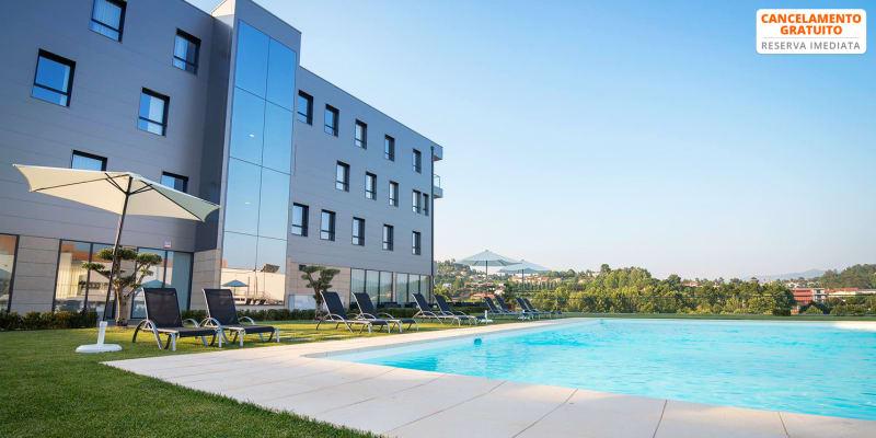 Flag Hotel Celorico Palace | Estadia & Spa com Opção Jantar e Massagem
