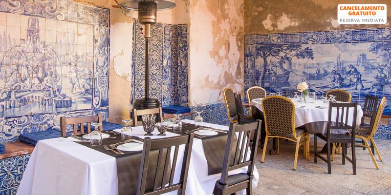 Restaurante Chaminés do Palácio - Rossio   Um Jantar de Especialidades Portuguesas a Dois!