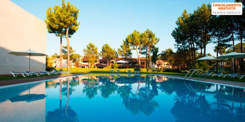 Flag Hotel Miravillas 4* - Praia da Mira | Estadia Única com Opção Jantar