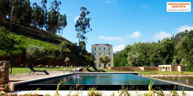 HD | Duecitânia Design Hotel & Spa - Penela | Estadia & Spa com Opção Jantar e Massagem
