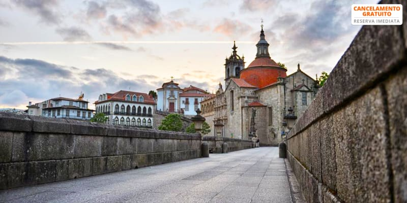 Hotel Navarras - Amarante | Estadia a Dois Junto ao Rio Tâmega