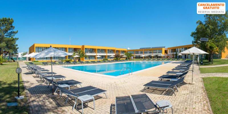 VILA PARK Nature & Business Hotel 4* - Alentejo Litoral | Férias em Família com Opção Meia-Pensão e Pensão Completa